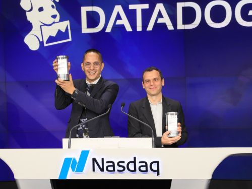 Data analytics company Datadog soared 39% on its first day of public trading. The CEO says its next big thing is hiring: 'I spend my days making sure we hire people well.'