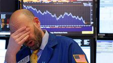 Wall Street Turmoil Worsens As Dow Jones Plunges 1,000 Points