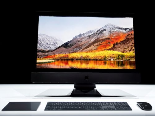 The chip inside the iPhone 7 will reportedly be inside Apple's new iMac Pro as well