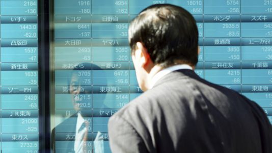 Asian Markets Fall After Sharp Losses On Wall Street