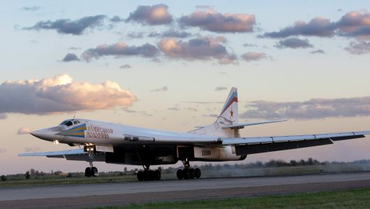 2 Russian supersonic nuclear bombers flew near Alaska for the 'first time in history'