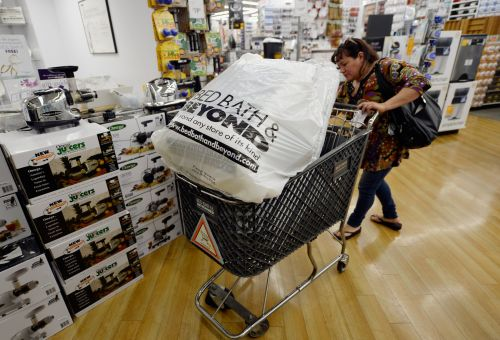 Bed Bath and Beyond is getting rocked after giving disappointing guidance