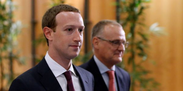 Mark Zuckerberg just testified before the European Parliament - but politicians are grousing that a flawed format let him dodge every big question