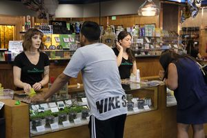 The Latest: San Francisco holds off on pot rules