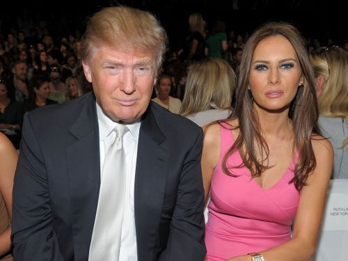 Donald and Melania Trump have been on and off for 20 years - here's a timeline of their relationship