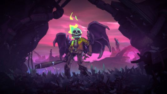 Double Fine and Bandai Namco aren't ending the world when Rad launches August 20