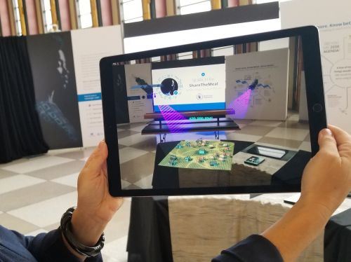 How the United Nations Is Using Augmented Reality to Fight World Hunger