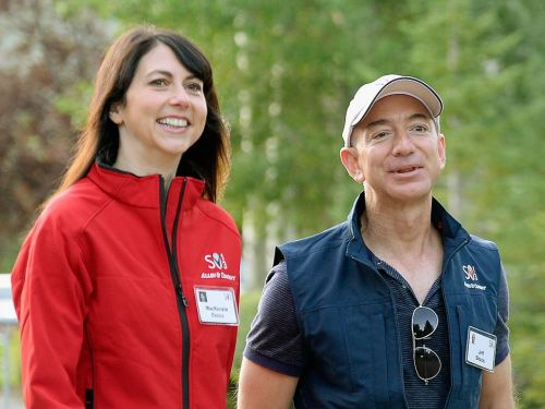 Billions are at stake in the Bezos divorce. Here's what it means for Amazon shareholders