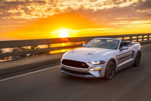 Ford just rolled out a special Mustang based on a classic version of the muscle car