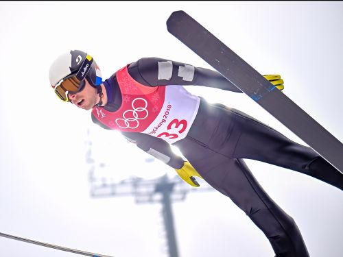 This is the complicated way ski jumping distance is actually measured