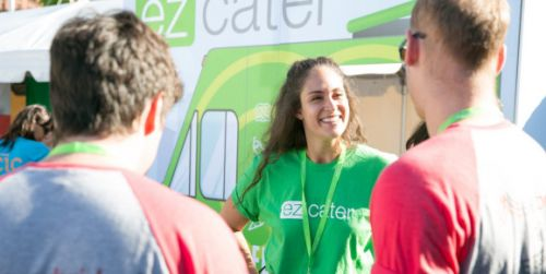 Boston's ezCater raises $100 million to take its corporate catering platform international