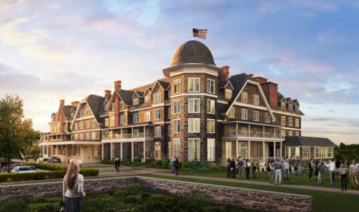 Historic Hill Top House Hotel in West Virginia Founded in 1888 to Be Developed Into Luxury Destination Retreat