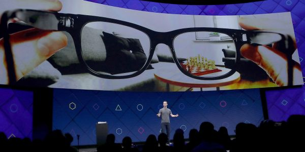 Facebook is restructuring its augmented reality glasses division as it inches closer to launch