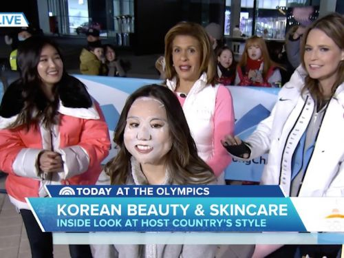 South Korean beauty products have become a $2 billion industry - and Americans visiting the Olympics are making the most of it