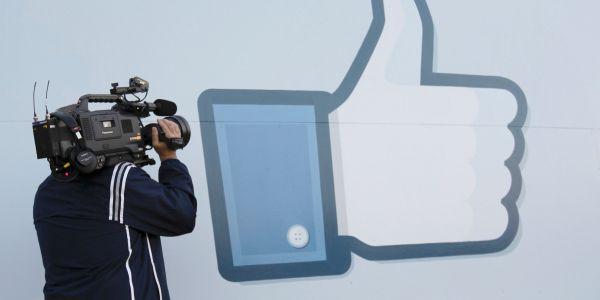 Facebook is reportedly building a gadget with a camera that plugs into your TV
