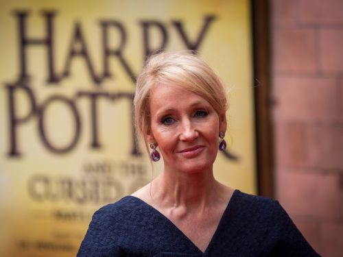 JK Rowling had the best response to Donald Trump's 'smocking gun' typo