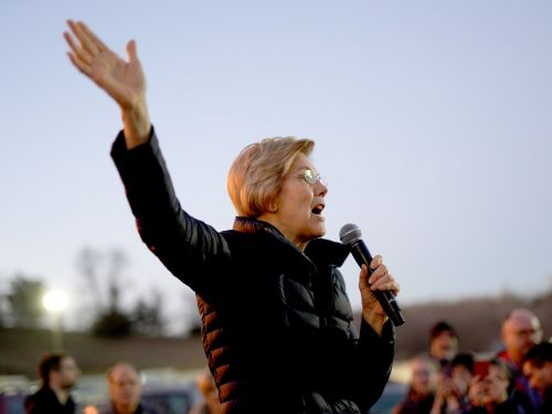 Elizabeth Warren just vowed to scrap student loan debt for 42 million Americans