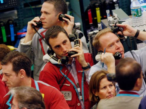 The selloff continues: Here's a super-quick guide to what traders are talking about right now