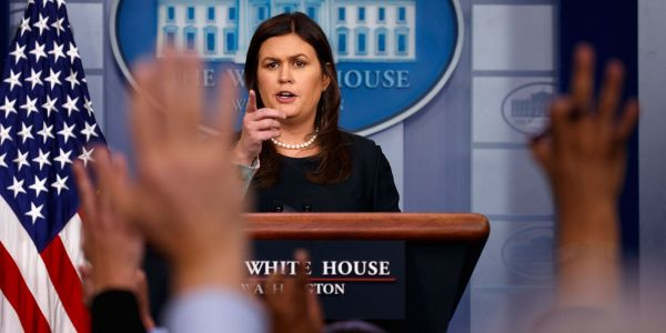 White House issues rules for the media after it grudgingly reinstates CNN correspondent Jim Acosta's press pass
