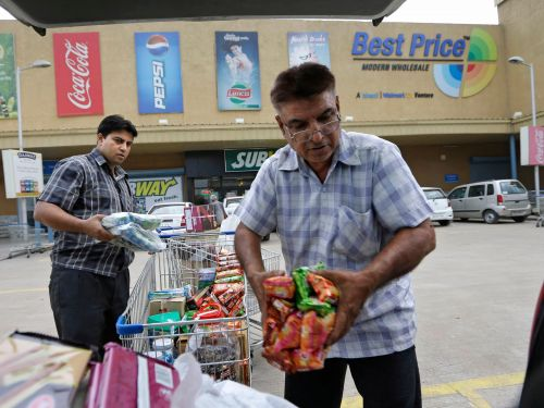 We visited Walmart in India - and it's shockingly different from what you'll see in America