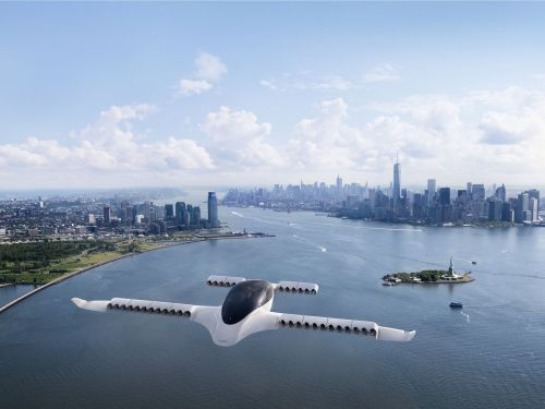 This futuristic flying taxi startup took a giant leap towards making $70 rides a reality within 6 years