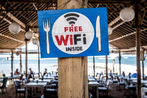 You Know What? Go Ahead and Use the Hotel Wi-Fi - Wired