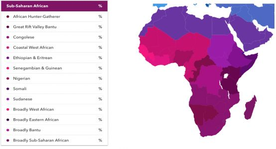 23andMe's ancestry tools are getting better for people of color