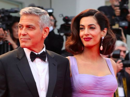 'It's everywhere': Amal Clooney has faced sexual harassment, George says