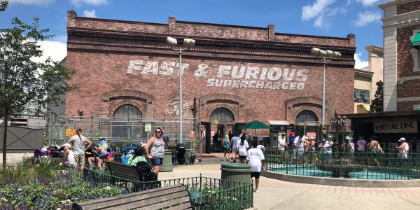 I rode the 'Fast & Furious' ride at Universal Studios - it's a good family ride but it may leave you hoping for more thrills
