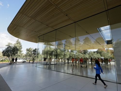 A dead mall near Apple's Silicon Valley headquarters is transforming into a $4 billion development