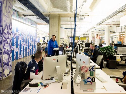 How to beat out the competition and score a job at Facebook, the best place to work in America