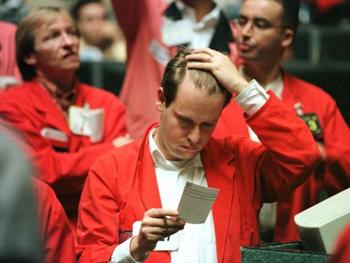 SHILLER: Most people got the cause of Black Monday's stock market crash wrong