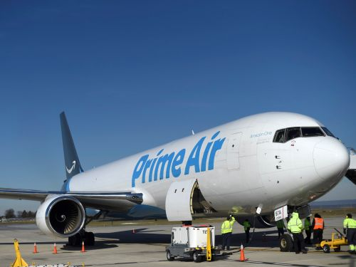 An Amazon Air cargo jet crashed in Texas and all 3 onboard are believed dead