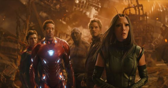 'Avengers: Infinity War' is an overstuffed adventure with a terrific villain