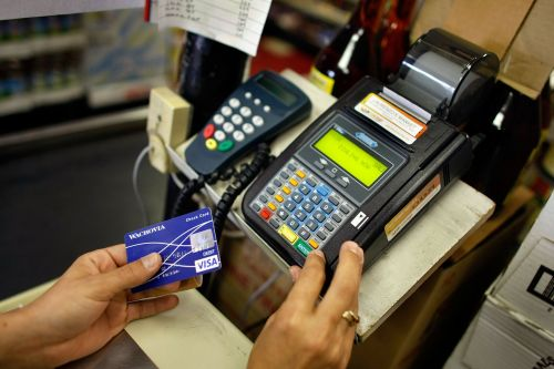 Americans are having trouble paying off their credit cards - and it could spell trouble for the economy