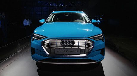 New Tesla killer: Audi's all-electric crossover may devour Elon Musk's lunch