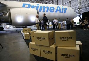 Calendar quirk, Amazon, put pressure on retailers to deliver