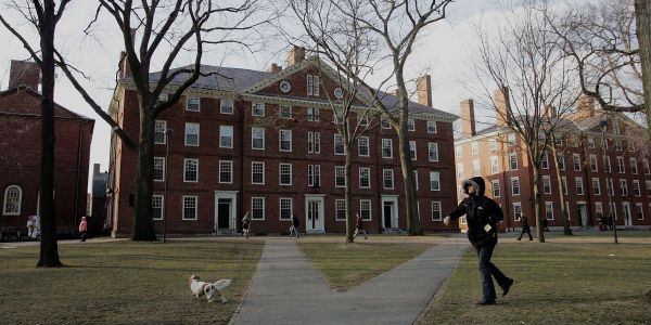 Harvard's endowment posts 7.3% gain - edging out rival Yale for 2nd-straight year