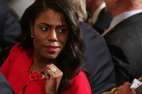 Trump calls Omarosa a 'dog' and a 'lowlife' after she says she has proof of him saying the N-word