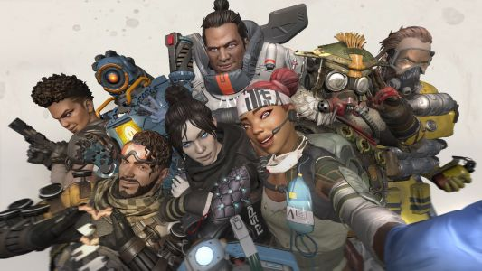 One chart perfectly demonstrates the meteoric rise of 'Apex Legends,' the huge new Battle Royale game from EA that's already got over 25 million players