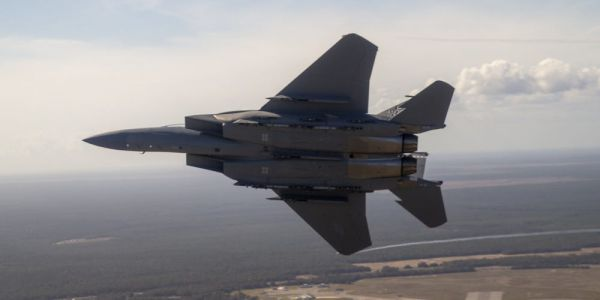 US Air Force's new F-15EX fighter aircraft finally has a name