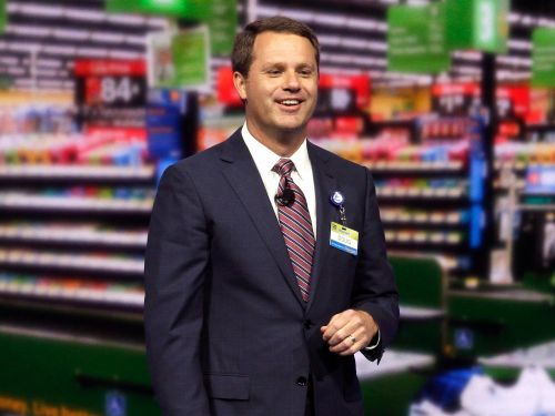 How Doug McMillon went from a high schooler working at Walmart for $6.50 an hour to a millionaire CEO running one of the world's most powerful companies