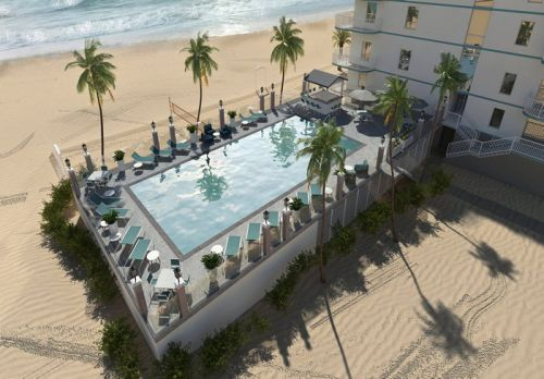 DoubleTree by Hilton Ocean City Oceanfront Hotel Opens in Maryland