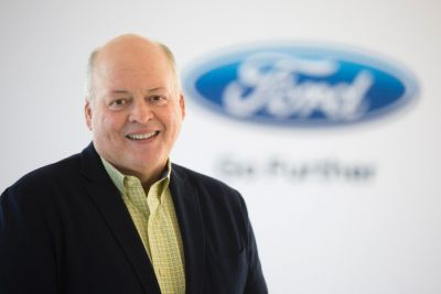 New Ford CEO: Silicon Valley may need Detroit more than it thinks