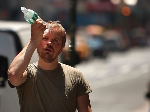 This heat wave is going to make you - and the rest of America - less productive, by as much as 28%