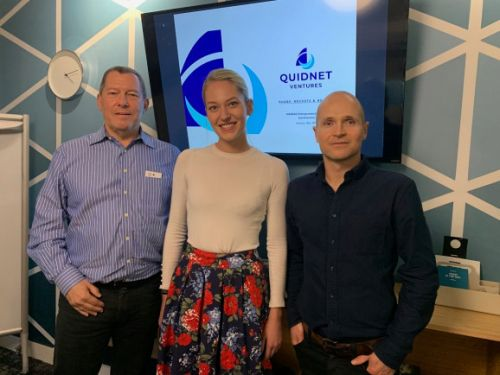 Quidnet Ventures ramps fund for New Zealand tech entrepreneurs