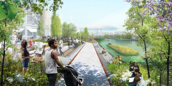 This 'genius' architect just won $625,000 to save cities from rising sea levels - take a look at her solutions