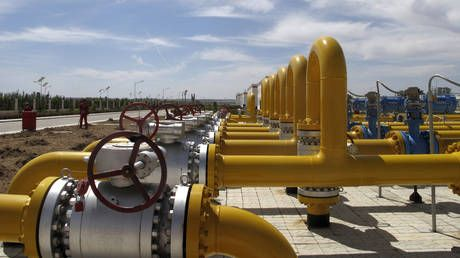 Russia ramps up natural gas delivery to China via Power of Siberia mega pipeline