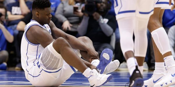 Puma came under fire for a tweet that appeared to mock Nike and Zion Williamson's injury
