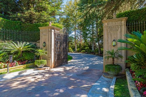 Bel-Air Home Lists for $225 Million, Making It the Most Expensive in America